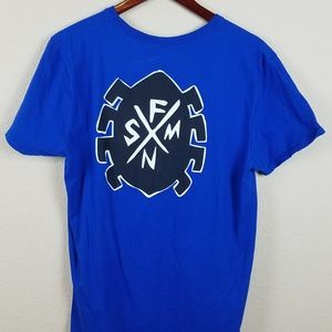 Blue Tee Spider-Man Loot Crate Shirt